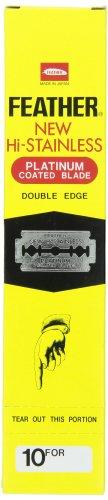 Feather Double Edge Rasierklingen,200 Stücke