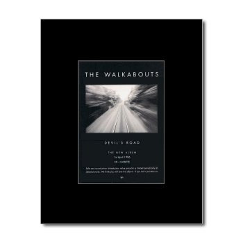 walkabouts-devils-road-matted-mini-poster-135x10cm