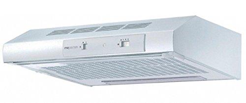 Mepamsa Brisa 60 - Campana aspirante convencional, color blanco