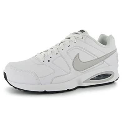 SOLDE -Nike - Chaussures Air Max Chase Leather-42.5-Blanc