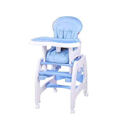 Hty Multifunktionale Kunststoff Baby Kind Kombination Esszimmerstuhl, Esstisch und Stuhl Ändern...