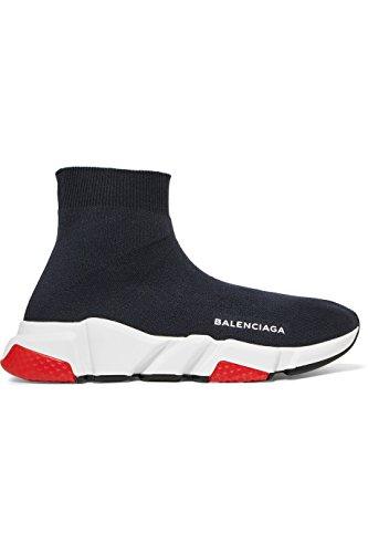 BestVIPL Balenciaga Speed Trainer Sneaker Black White...