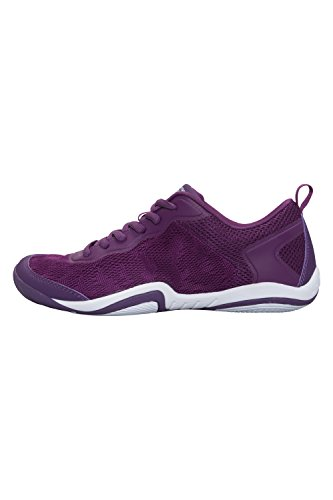 Mountain Warehouse Track Womens Running Shoes Viola