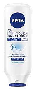 Nivea In-Dusch Body Lotion, 4er Pack (4 x 250 ml)