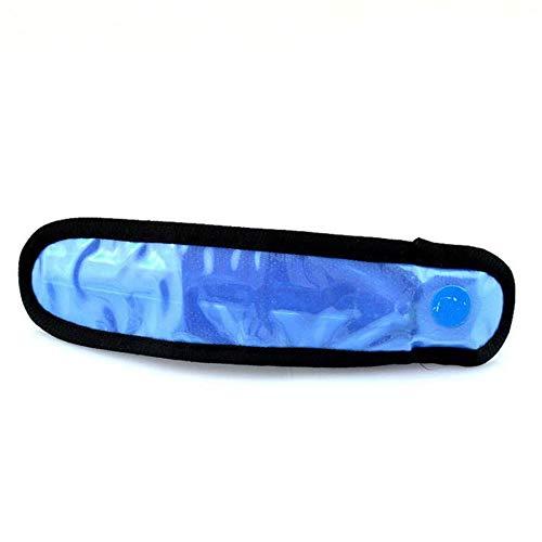 Blue Night Bewegung Arm Handschlaufe Warnlicht Top Qualität Luminous Arm Handschlaufe LED Licht, Glow Sicherheit Camping Laufen Sport Armband (1PCS) 2.5Watts LED Nachtlicht Lampe