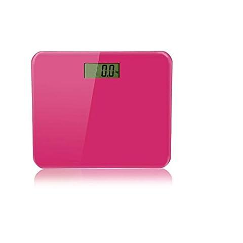 Jingzou Körper elektronische Skala Gewichtskala 180kg benutzerdefinierte Hause kreative Körper Skala 180kg28*23*2CM
