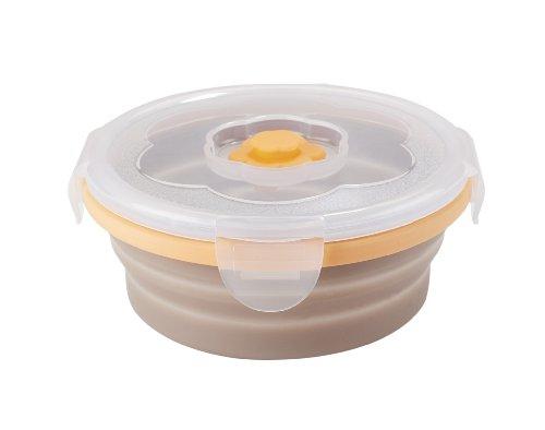 Babymoov Pot Conservation de Lait Contenants Silicone 400 ml