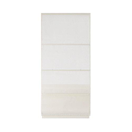 Madura Raffrollo CarltonLeinen 100%, Ecru, 220 x 60 cm
