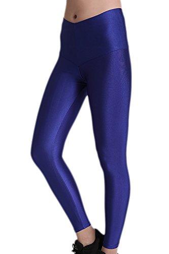 YACUN Les Femmes Maigres Jambières Un Entraînement À La Cheville Le Pantalon De Yoga Sapphire