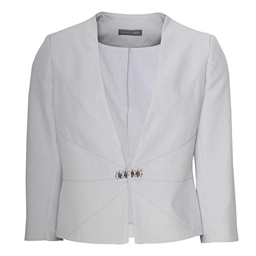 Michaela Louisa Lined Blazer Style Fitted Jacket