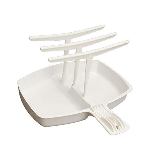 Mikrowelle Speck Rack-Aufhänger Cooker Fach Für Koch Bar Crisp Frühstück Mahlzeit Start Dorm Verwenden Werkzeuge Speck Herd Kochwerkzeug