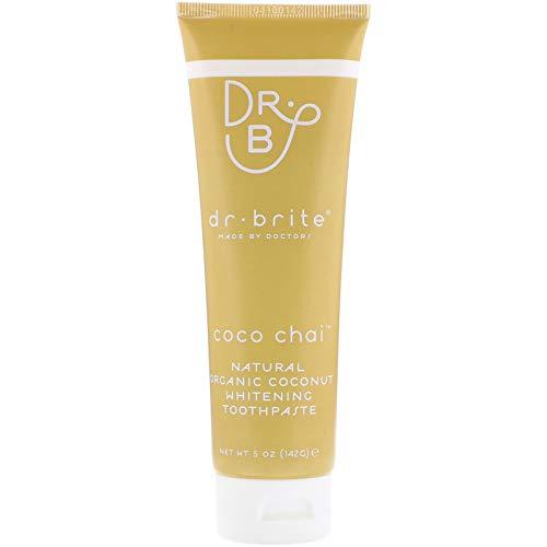 Pasta dientes Coco Chai Dr. Brite | Pasta dientes