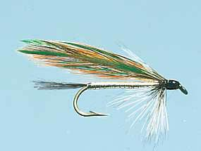 Turrall Breathalyser Trout Streamer Fishing Lure Size 8 Pack of 3 from Turrall