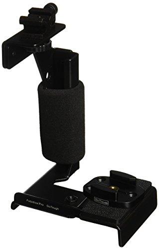 Flash Bracket Grip (Fotodiox Pro GoTough Griff mit QR Aluminium Stativanschluss für Gopro Hero HD 1/2/3/3+/4schwarz)