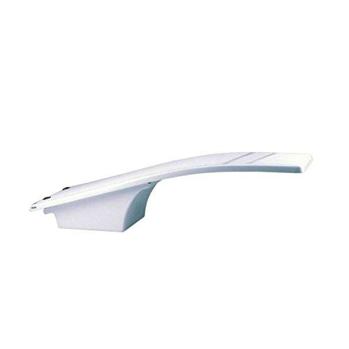 Fluidra 21392–Sprungbrett, 1,61m lang, flexibel, Weiß