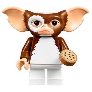 Lego MiniFigur Gremlins - Gizmo mit Cookie aus Set 71256