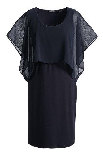 ESPRIT Collection - Fête et soirée - Femme Bleu (Dk Peacoat Blue 497)