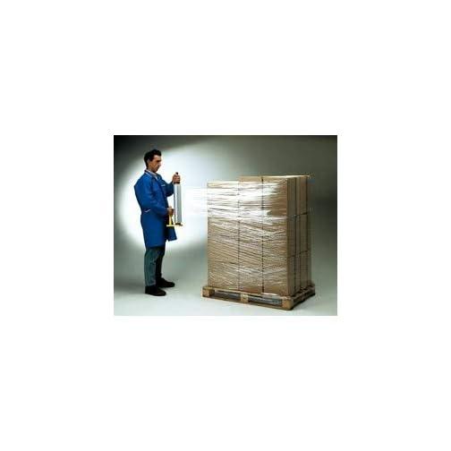 altezza 500 mm Palucart 6 rotoli Pellicola Film estensibile manuale trasparente spessore 23 my 2,2 Kg