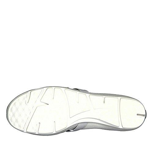 S.oliver 24616, Ballerines Blanches Pour Femmes (peigne Blanc Cassé)