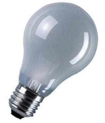10 x Glühbirne 100W E27 MATT Glühlampe 100 Watt Glühbirnen Glühlampen von NCC-Licht - Lampenhans.de