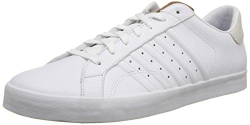 Supra - S58002, sneakers da uomo, Bianco (Bianco (White/White)), 40