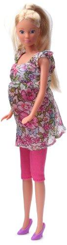 Puppe Steffi schwanger - WDK