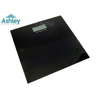 Ashley Housewares Electronic 150Kg Super Slim Bathroom Scale HAMBS251