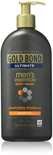 Gold Bond Men's Everyday Essentials Lotion, 14.5 Ounce by Gold Bond