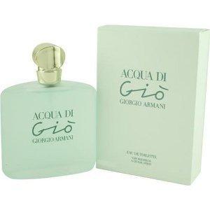 Acqua Di Gio Für Frauen Eau De Toilette (Armani Acqua Di Gio femme / woman, Eau de Toilette, Vaporisateur 100 ml)