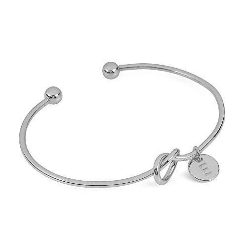 UINGKID Damen-Armband Charm Kreative Stilvolle Europäischen und amerikanischen Stil Herzform Metall einfach geknotet 26 ()