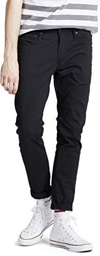 Levi's  ® 512 Slim Taper Fit Jeans Caviar Sorbtek (Levis Jeans 512)