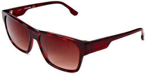 Diesel Sonnenbrille DL0012 rot