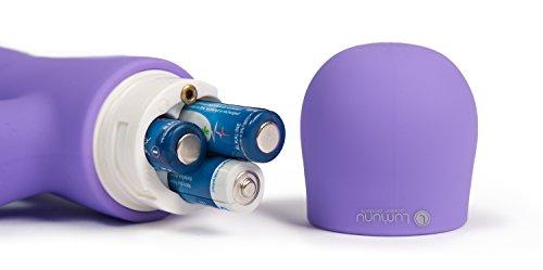 Deluxe G Punkt Silikon Vibrator Stallhase, Rabbitvibrator aus Vollsilikon mit speziellem Rabbit Vibro Klitorisstimulator - 4