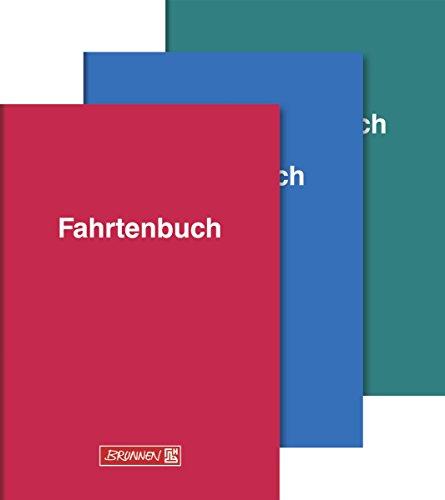 tenbuch (A5, Kartoneinband, 16 Blatt, 3 Farben) sortiert ()