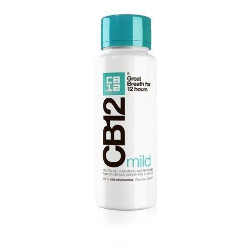 CB12 Safe Breath Oral Care Agent Mild Mint (Spray Mild Mint)