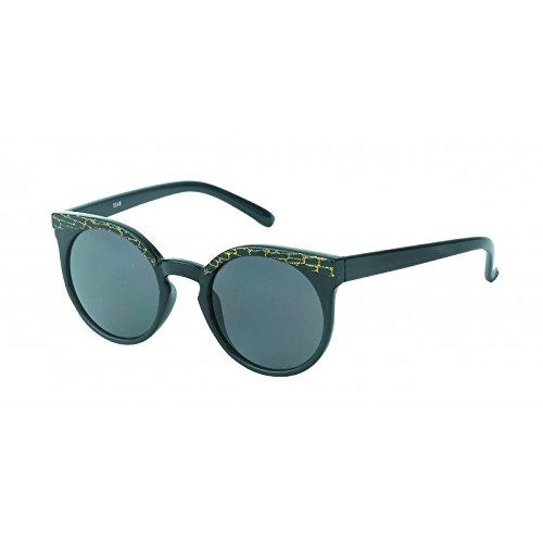 ac0f7e9b383e4e Lunettes de soleil Chic-net dames sur John Lennon Vintage Cat Eye Retro or  animal