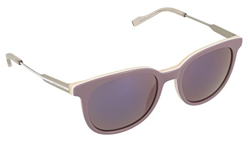 BOSS Orange Damen BO 0232/S IH LGW Sonnenbrille, Grau (Maugrynud Pd Violet Grey Speckled), 52