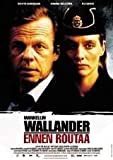 Locandina Wallander: Before the Frost [Region 2] by Krister Henriksson