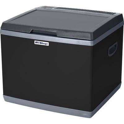 Berger Hybrid Kompressorkühlbox B40 A+ 12 V 230 V Anschluss Kühlbox für Auto LKW und Wohnwagen