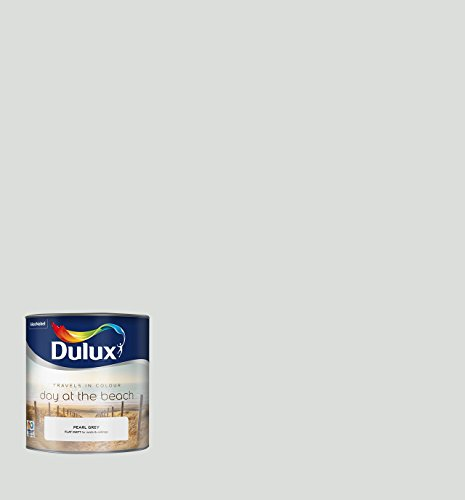 Dulux 2,5 l 500068 Viajes en color – Pintura mate de color gris