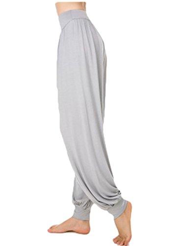 Scothen Mesdames pantalons survêtement Uma Pant doux pantalon spandex Yoga Pilates 16 couleurs sarouel bloomers sarouel confortable douce Yoga Modal Pant stretch Sport Aladin Lounge Pants Fitness LumièreDegré