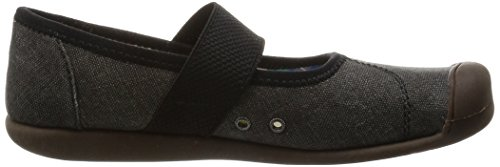 Keen Sienna MJ Canvas Womens Shoes New Black