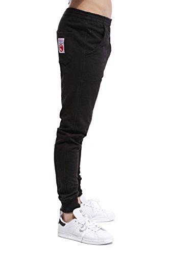 Compagnie de Californie -  Pantaloni sportivi  - Uomo Nero