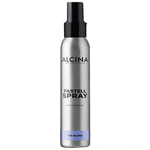Ice-Blond 100 ml Neutralisiert Gelb- & Orangestiche im Haar (Weißes Spray Für Die Haare)