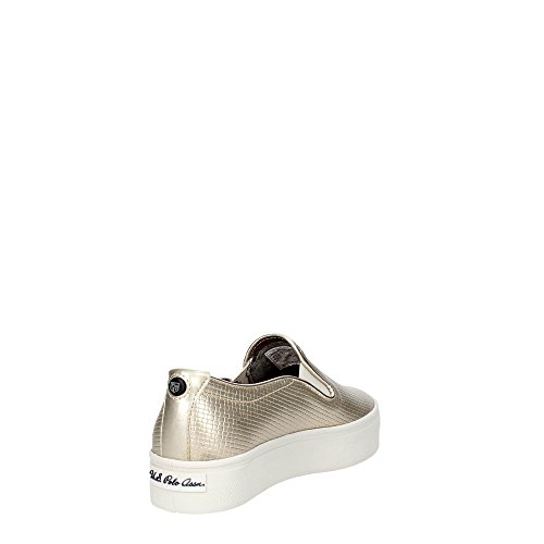 U.s. Polo Assn TRIXY4155S7/YL1 Slip-on Chaussures Femme Or