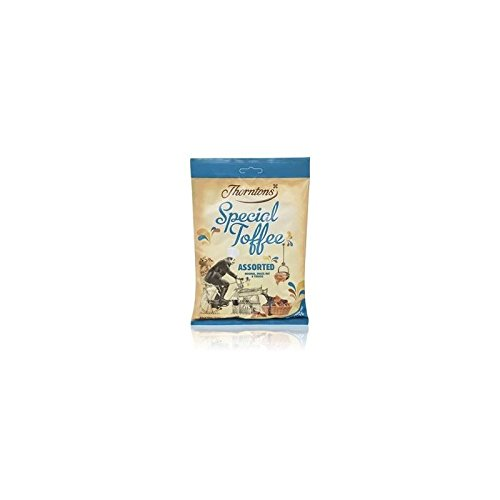 Thorntons Assorted Sac Toffee spécial (325g) (Pack de 2)