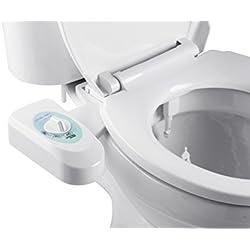 BisBro Deluxe Bidet 1000 - Ducha-bidé de WC para la higiene íntima