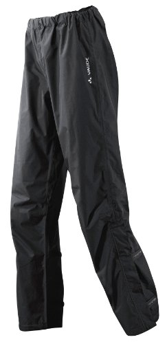 Vaude Damen Hose Fluid Pants, black Schwarz
