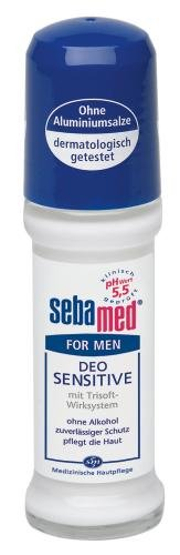 Sebamed Roll-On For Men, 3er Pack (3 x 50 ml)