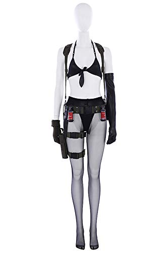 Karnestore Metal Gear Solid 5 Quiet Outfit Cosplay Kostüm Halloween Female Sexy Outfit Damen S (Gear Metal Halloween-kostüm)